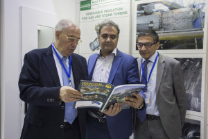 Klevers at Iran Oil Show