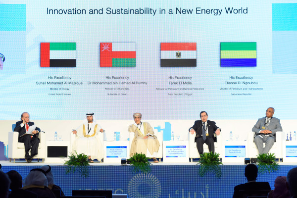 Petroleum Industry Must Embrace the New Energy Landscape, say Global Energy Leaders
