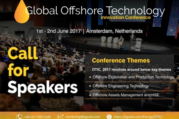 The OTIC 2017 team is selecting key speakers to deliver the event programme