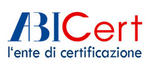 ABICert is the certification body accredited by ACCREDIA, the Italian Board for Accreditation