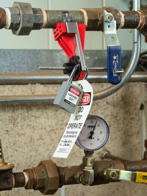 Control your maintenance safety risks!