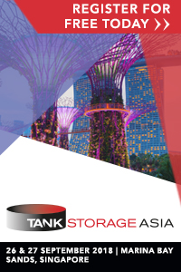 Asia's future energy needs on the agenda at Tank Storage Asia 2018