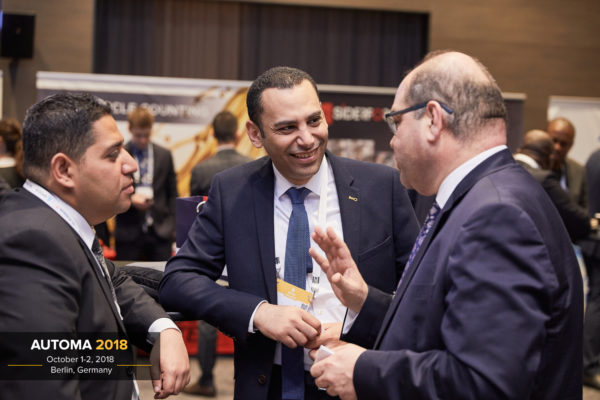 Automation and digitalization in oil and gas: AUTOMA Congress to come