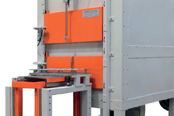 IDROCALOR Idrocalor, specialized in designing and manufacturing of industrial customized ovens