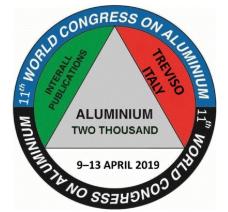 11th Aluminium Two Thousand International Congress