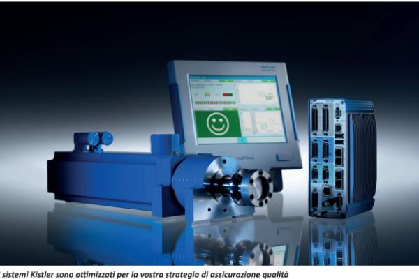 Sistemi di Piantaggio Elettromeccanici di Kistler