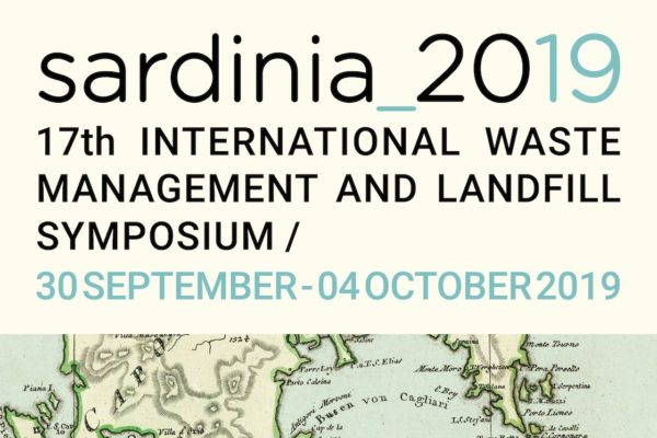 SARDINIA 2019 / 17th International Waste Management and Landfill Symposium