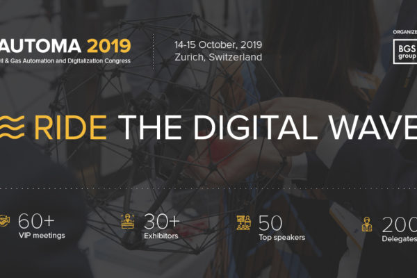 Oil&Gas Automation and Digitalization Congress: Ride the Digital Wave