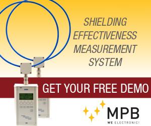 MPB : Shielding Effectiveness Measurements