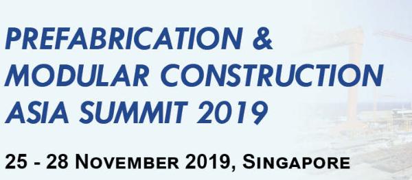 Asia's Leading Prefabrication and Modular Construction Summit