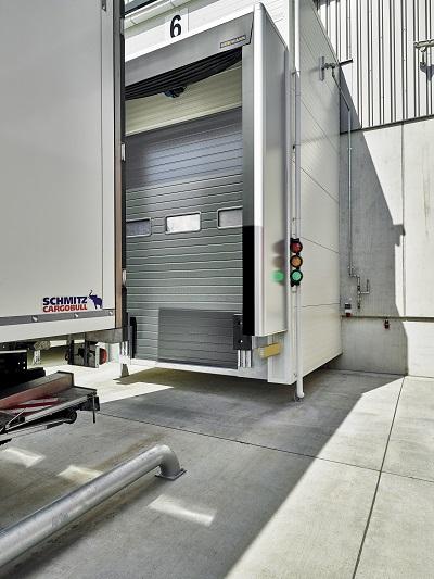 Tecnologie di carico-scarico Hörmann | L'attracco è più sicuro con DAP