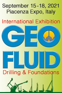 GEOFLUID 2021 Drilling & Foundations International Exhibition