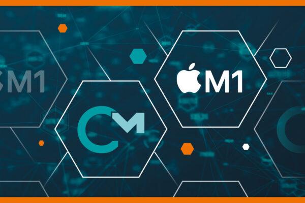 L'ultima versione di CodeMeter supporta le nuove architetture di Apple