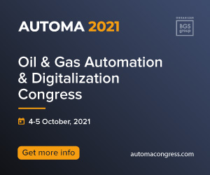 Must-Have Digital Trends For The Leaders Of The O&G  Market at AUTOMA 2021